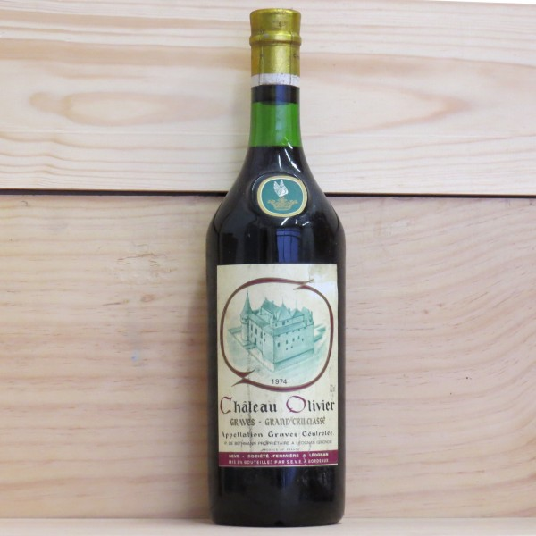 1974 Chateau Olivier