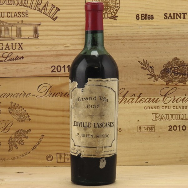 1957 Chateau Leoville Las Cases