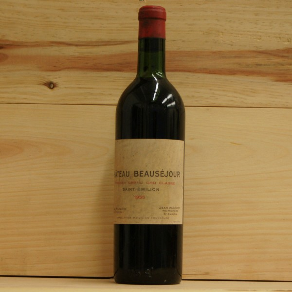 1955 Chateau Beausejour