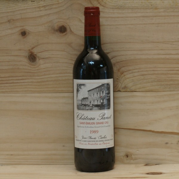 1989 Chateau Panet