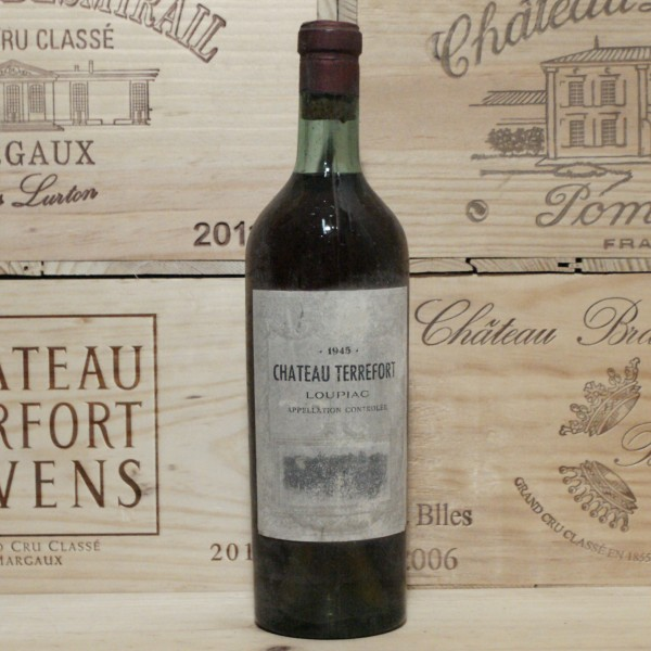 1945 Chateau Terrefort