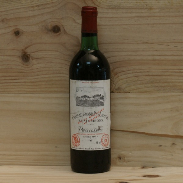 1977 Chateau Grand Puy Lacoste