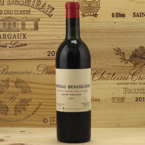 1957 Chateau Beausejour