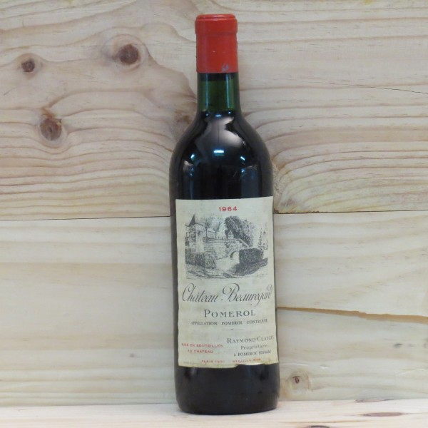 1964 Chateau Beauregard Grand Vin